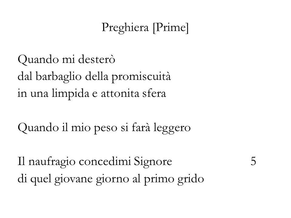 Preghiera [Prime]